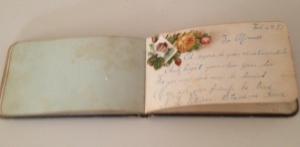 autograph book 1