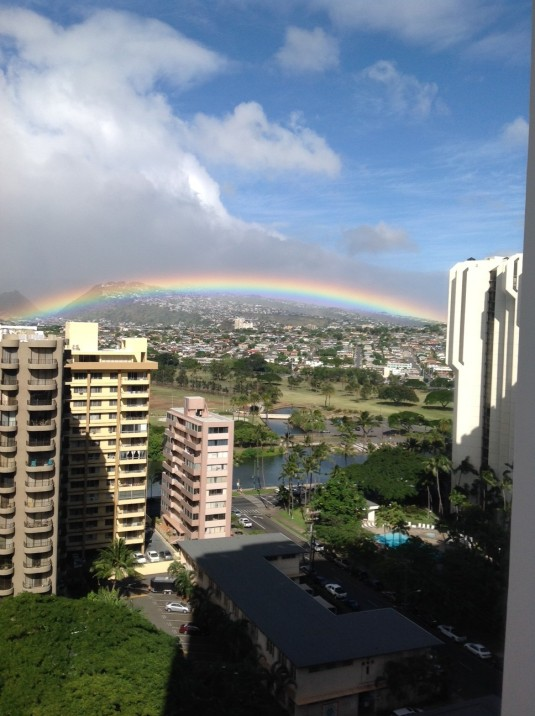 Rainbow March 2015