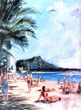 Hawaii Print2